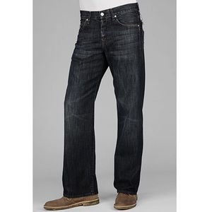 7 For All Mankind Relaxed Fit Jeans Montana Wash